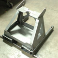Steel Front Loader Assembly
