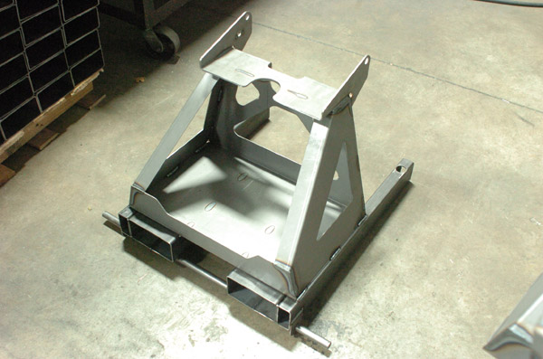 Sheet Metal Fabrication Services Wisconsin Metal Parts Inc