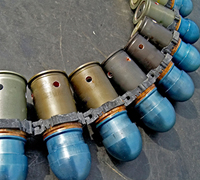 Military Ordnance– mechanical fuze