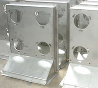 Stainless Steel Housing Cover