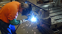Weldments that Require Machining
